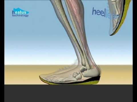 Resilic Heel Impact